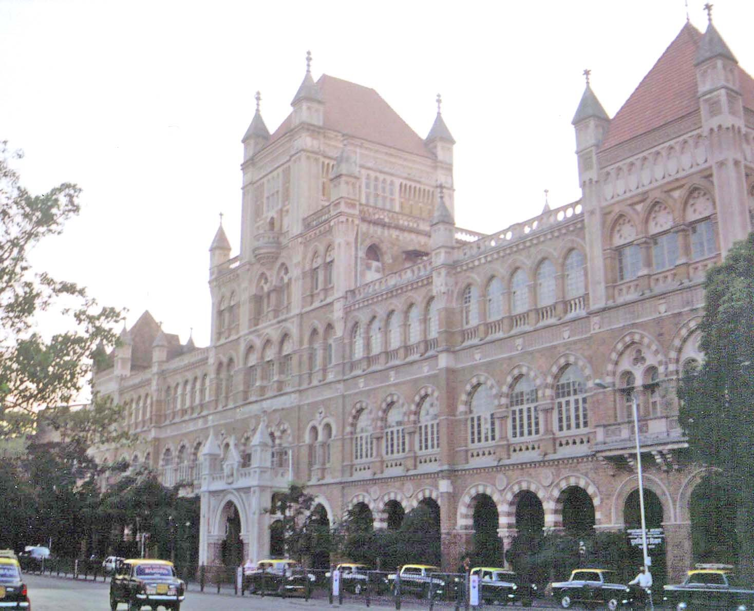 Ancient Architecture Mumbai - Elphinstone College