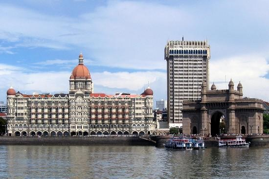 Ancient Architecture Mumbai - Taj Palace and Tower Hotel